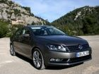 New Volkswagen Passat: First  Drive