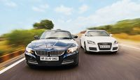 Audi TT Vs BMW Z4: The Clash of the Coupes