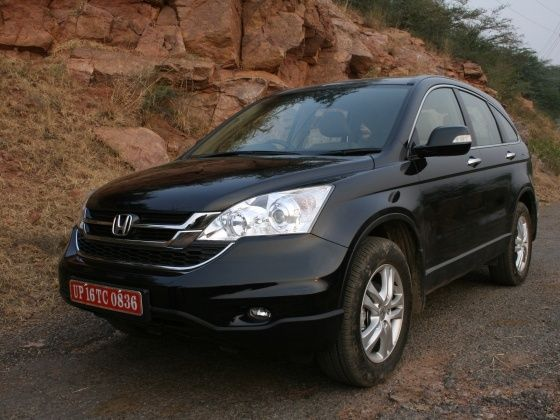 Honda CR-V: Modest Modifications - ZigWheels