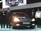 Ssangyong Motor Unveils 3rd Generation New Chairman H at 2011 Seoul Motor Show