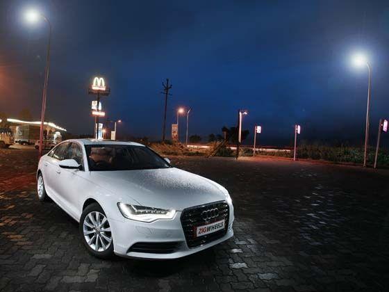 Audi A6 2.0 Road Test