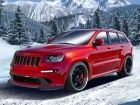 HPE800 Twin Turbo Jeep, the most powerful Jeep Cherokee