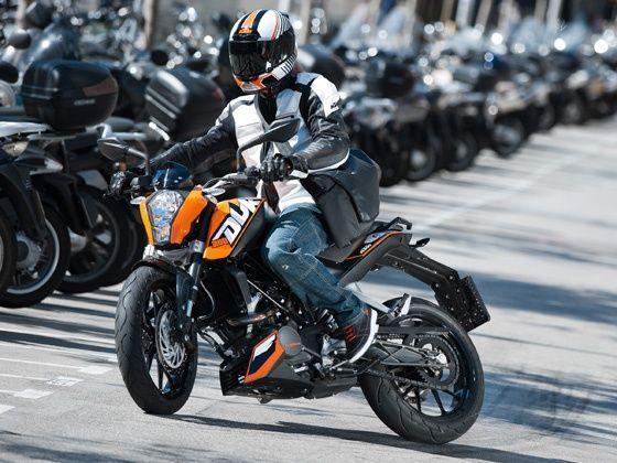 KTM 200 Duke analysis