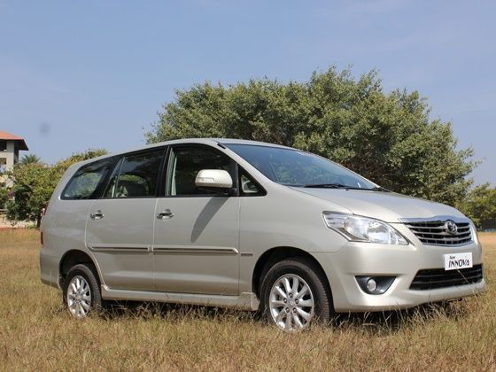 New Toyota Innova facelift unveiled