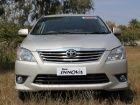 Toyota Innova Facelift Unveiled