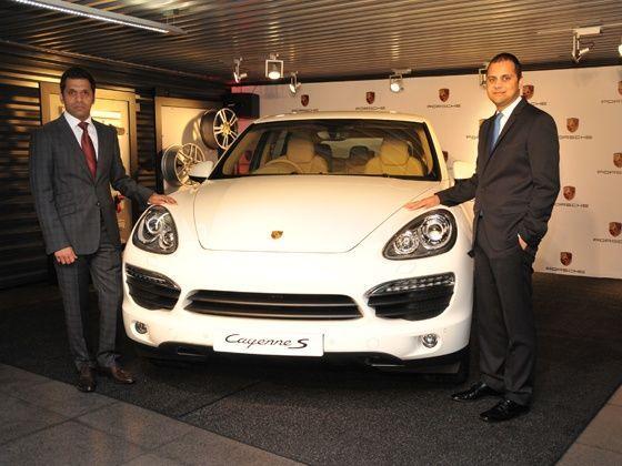 Porsche Centre Bangalore