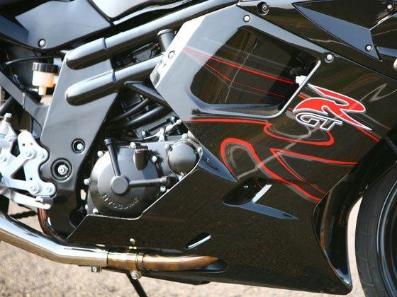 First Ride: Hyosung GT650R EFi - ZigWheels