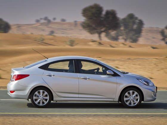 2011 Hyundai Verna: First Drive in Dubai! - ZigWheels