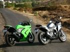 Honda CBR250R vs Kawasaki Ninja 250R : Comparison