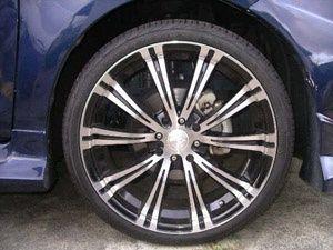 Upsizing Tyres Zigwheels