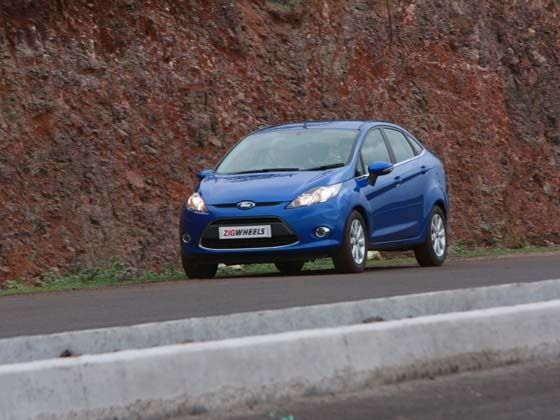 Ford Fiesta Automatic First Drive