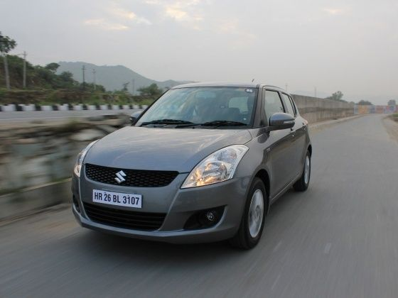 2011 MSIL Swift Action 2