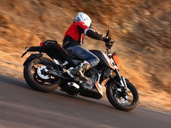 KTM 200 Duke : Road Test
