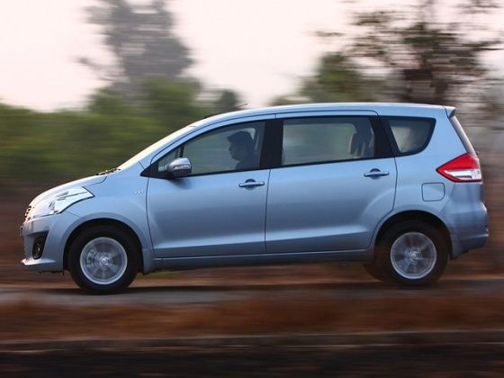 Maruti Suzuki Ertiga First Drive