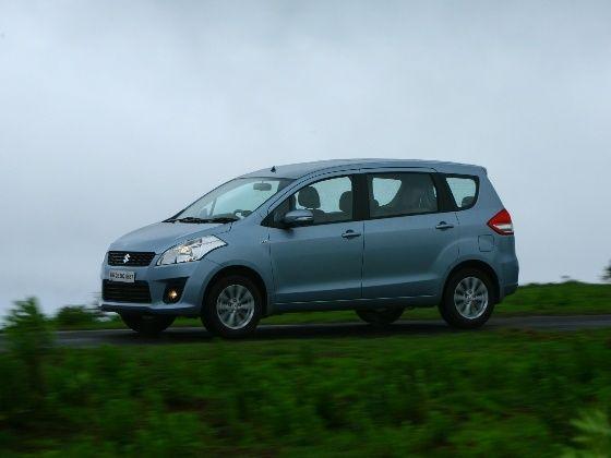 Maruti Suzuki Ertiga road test