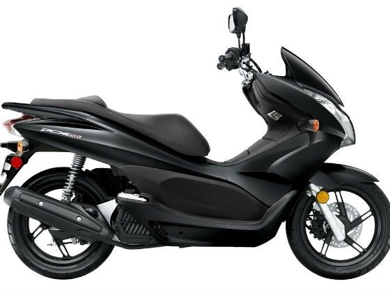 2013 Honda new scooter