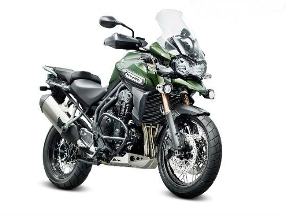 2013 Triumph Tiger 800 CX Launch India