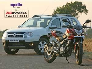 2012 ET ZigWheels Car and Bike Awards
