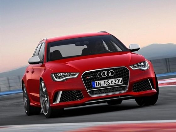 New Audi RS6 Avant to hit the streets in 2013