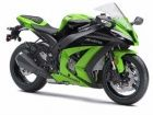 India will get the Kawasaki ZX10R Ninja in 2013