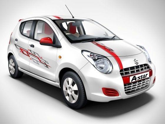 Maruti-Suzuki A-Star Aktiv