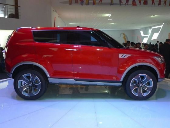 Maruti Suzuki XA-Alpha concept
