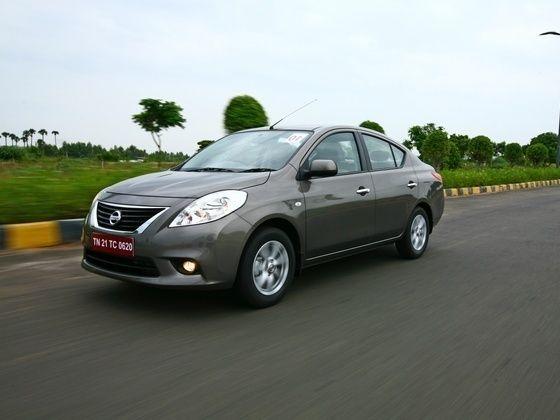 Nissan Sunny Automatic