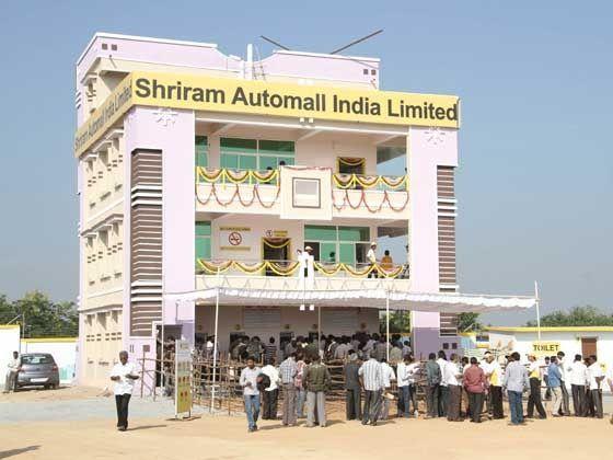 Shriram Automall India Limited (SAMIL)