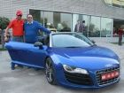 Audi kicks off 'R-Drive' in India