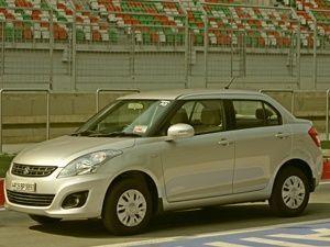 New Maruti Suzuki Swift DZire