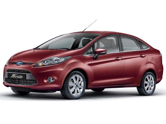 Ford Fiesta Automatic Competition Check