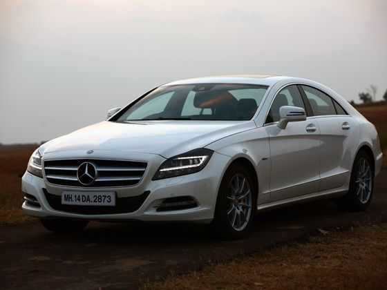 The second generation CLS has a completely new and welcome well-toned look about it