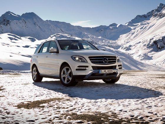 2012 Mercedes-Benz ML350 : First Drive