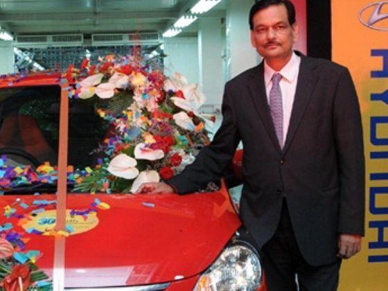 Arvind Saxena Hyundai India