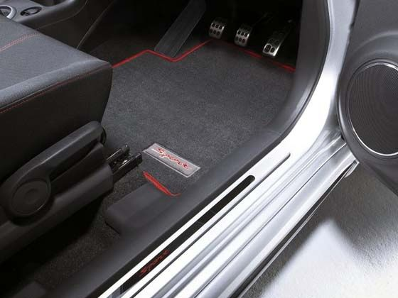 Carpet Floor Mats >> Car floor mats - ZigWheels