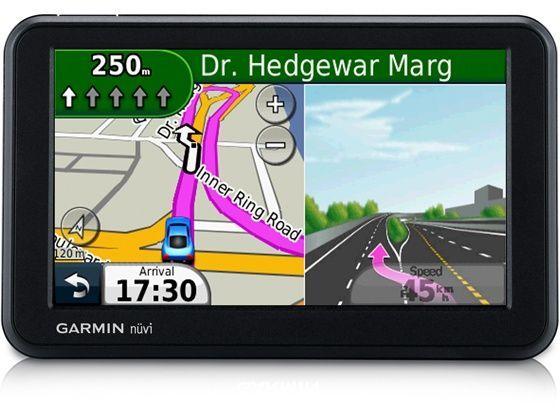 Car navigation systems - ZigWheels