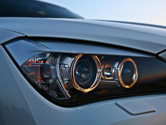 High Intensity Discharge Hid Projection Headlamps