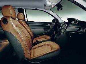 Custom aftermarket seat covers - ZigWheels