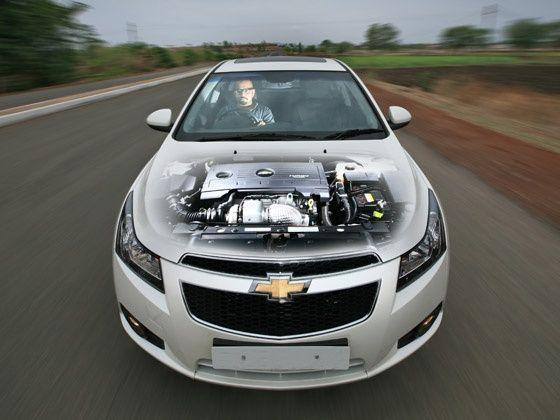 2012 Chevrolet Cruze Engine