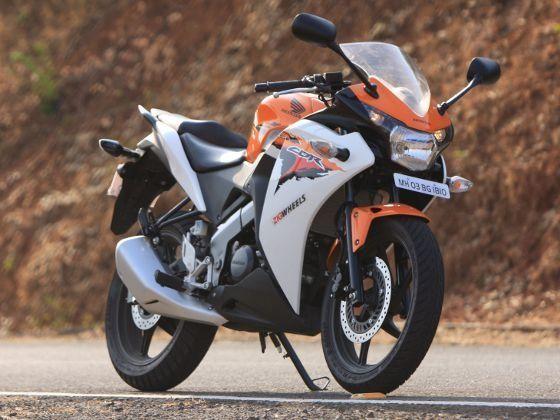 Honda Cbr150r Road Test Zigwheels