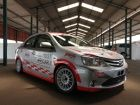 Toyota Etios Motor Racing Car : First Drive