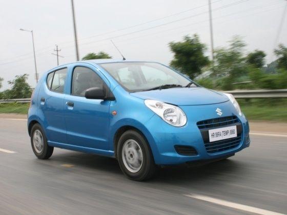 Maruti Suzuki A-Star Automatic