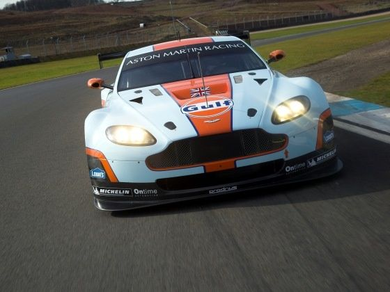 Aston Martin Racing confirms Vantage GTE for Le Mans and FIA