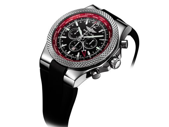 Breitling for Bentley limited edition collection