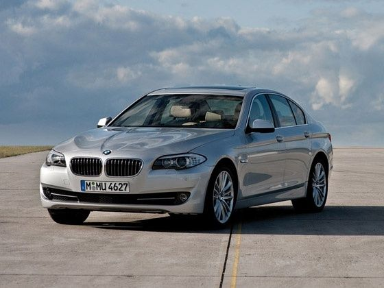BMW 2010 5 series for India