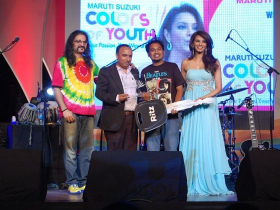 Maruti Suzuki Colors of Youth 2011 winner