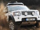 Land Rover Discovery Expedition to cross 13 countries