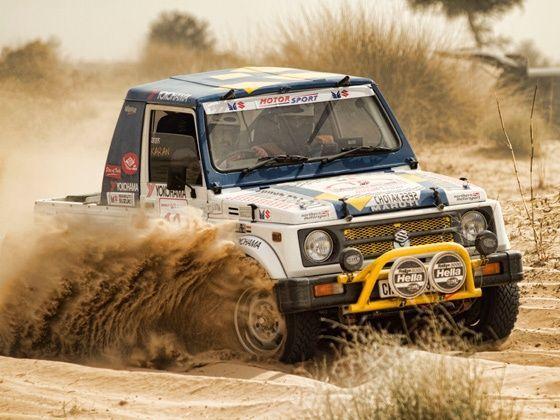 Maruti Suzuki Desert Storm 2012