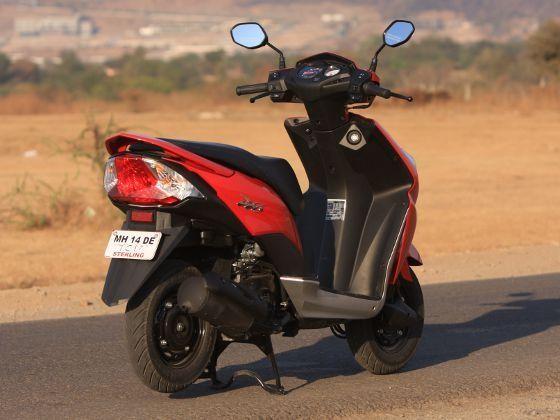 2012 Honda Dio : First Ride - ZigWheels