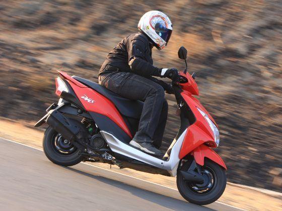 New Honda Dio roadtest